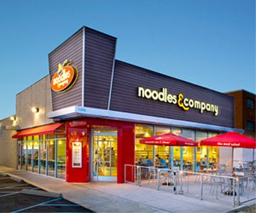 Noodles and Company store